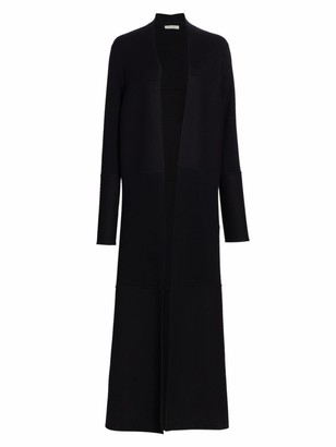 The Row Ariane Cashmere & Wool-Blend Long Coat