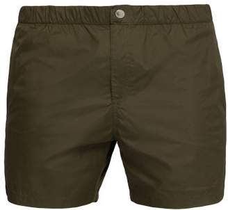 Solid & Striped The Weekend Swim Shorts - Mens - Green