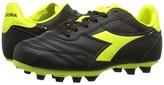 Diadora Brasil R MD PU JR Soccer Kids Shoes