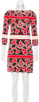 Diane von Furstenberg Silk Ruri Dress