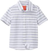 Joe Fresh Striped Shirt (Little Boys & Big Boys)