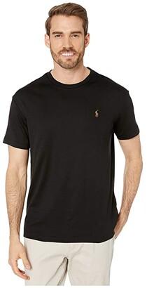 Polo Ralph Lauren Classic Fit Soft Cotton T-Shirt (White) Men's T Shirt