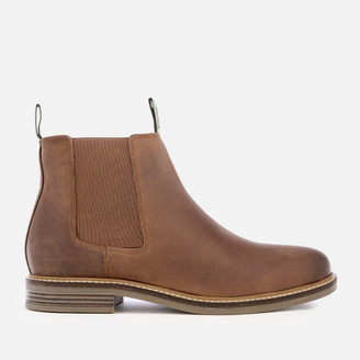 Barbour Men's Farsley Leather Chelsea Boots