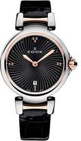 Edox Women's 57002 357RC NIR LaPassion Analog Display Swiss Quartz Watch