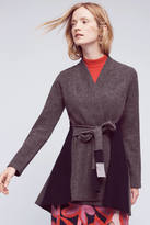 Rosie Neira Denisse Wool Sweater Coat