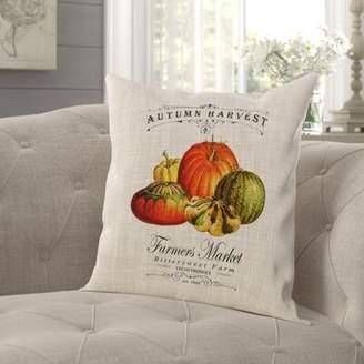 August Grove Spain Autumn Harvest Throw Pillow August Grove