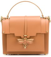 Niels Peeraer additional straps tote - women - Leather - One Size