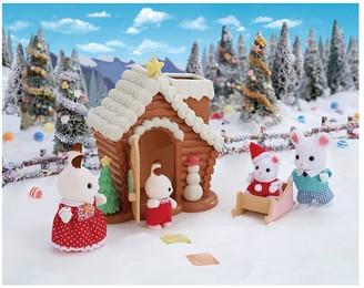 Sylvanian Families Gingerbread Playhouse