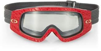 Christian Dior Multicolor Acrylic Ski Goggle Set