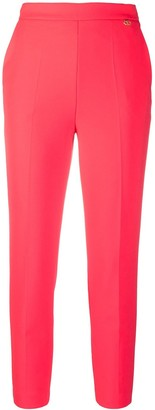 Elisabetta Franchi Tailored Cropped Trousers