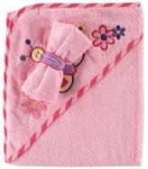 Luvable Friends Fancy Hooded Bath Wrap