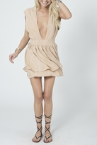 Stillwater Plunging Neckline Dress