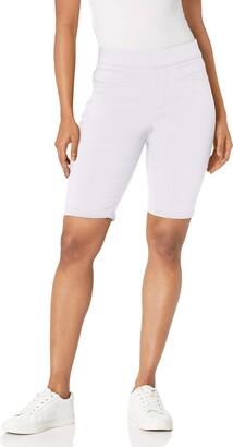 Erika Women's Joey Pull On Slim Straight Bermuda Short
