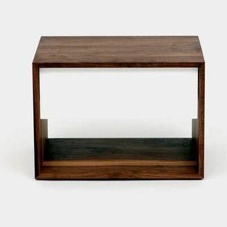 Artless THN Nightstand Color: White