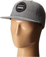 Nixon The Vulcan Snapback Hat Baseball Caps