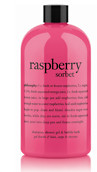 philosophy raspberry sorbet shower gel 480ml