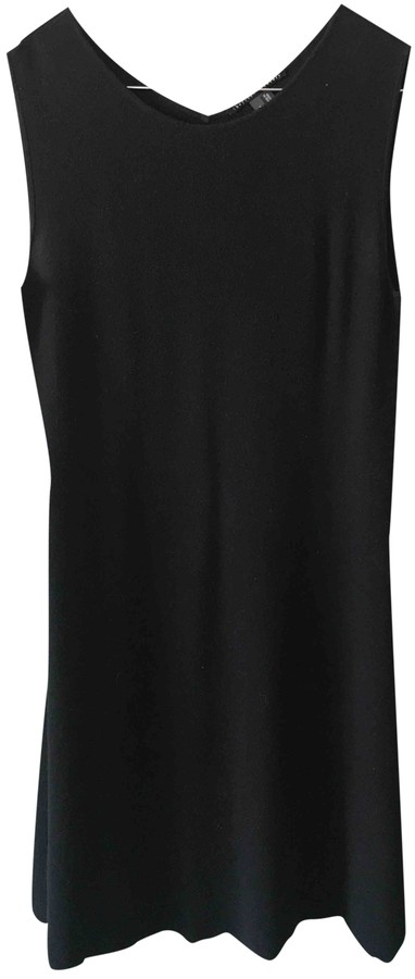 Theyskens' Theory Black Viscose Dresses