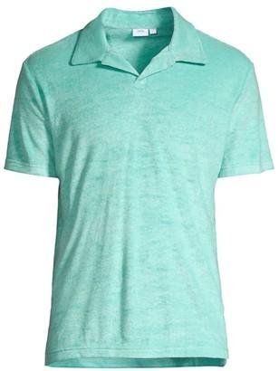 Onia Shaun Polo T-Shirt