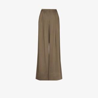ST. AGNI Patti wide leg trousers