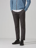 Frank + Oak The Newport Chino in Grey