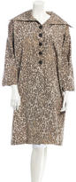 Derek Lam Silk Coat