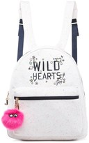 Juicy Couture Wild Hearts Large Backpack for Girls