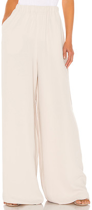 ATM Anthony Thomas Melillo Crepe Pull On Pant