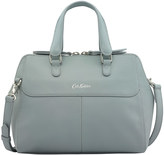 Cath Kidston Seafoam Blue Henshall Leather Bag
