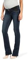 Paige Women's 'Transcend - Manhattan' Bootcut Maternity Jeans