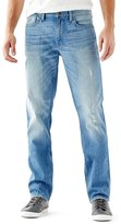 GUESS Slim Straight Jeans in Retribution Wash