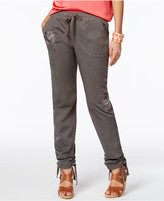 INC International Concepts Embroidered Cargo Pants, Created for Macy's