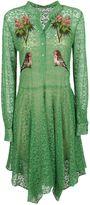Stella McCartney Lace Printed Dress