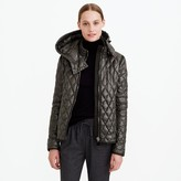 J.Crew Authier® quilted diamond jacket