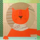 Petit Collage Lion #8