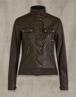 Belstaff Gangster Waxed Cotton Jacket