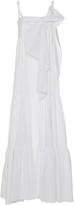 Rochas Bow Maxi Dress
