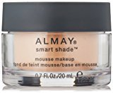 Almay Smart Shade Mousse Makeup, Medium, 0.7 Fluid Ounce