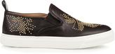 Chloé Susanna slip-on leather trainers