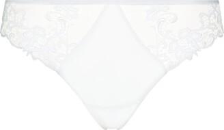 Simone Perele Saga Floral Lace Thong