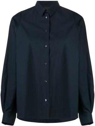 Aspesi Boxy-Fit Cotton Shirt