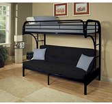 Acme 02091A Eclipse Twin/Full Bunk Bed