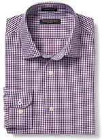 Banana Republic Grant-Fit Non-Iron Twill Gingham Shirt