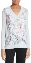 Ted Baker Women's Crimsie Floral Print Pullover