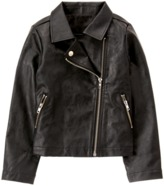 Crazy 8 Vegan Leather Jacket