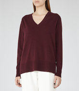 Reiss Selma Wool And Cashmere Jumper