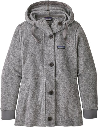 Patagonia Better Sweater(R) Recycled Fleece Hooded Coat