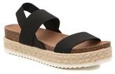 Madden-Girl Cybell Espadrille Platform Sandal