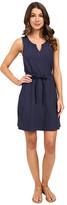 Tommy Bahama Arden Jersey A-Line Short Dress