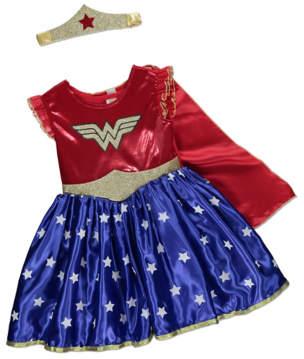 Dc Comics DC Comics Wonder Woman Fancy Dress Costume