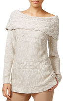I.N.C International Concepts Off-the-Shoulder Sweater